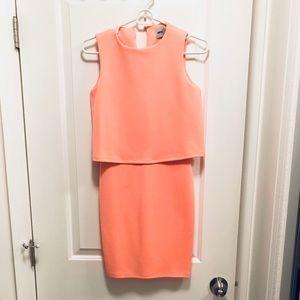 ASOS Double Layered Dress